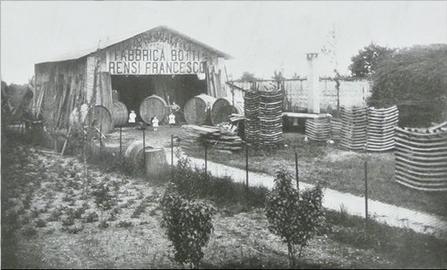 Established Firm Barrels and Vats Renzi Francesco